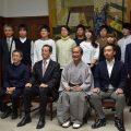 京都市営住宅の子育て世帯向けリノベーション、学生から市長への説明会を取材してきました。